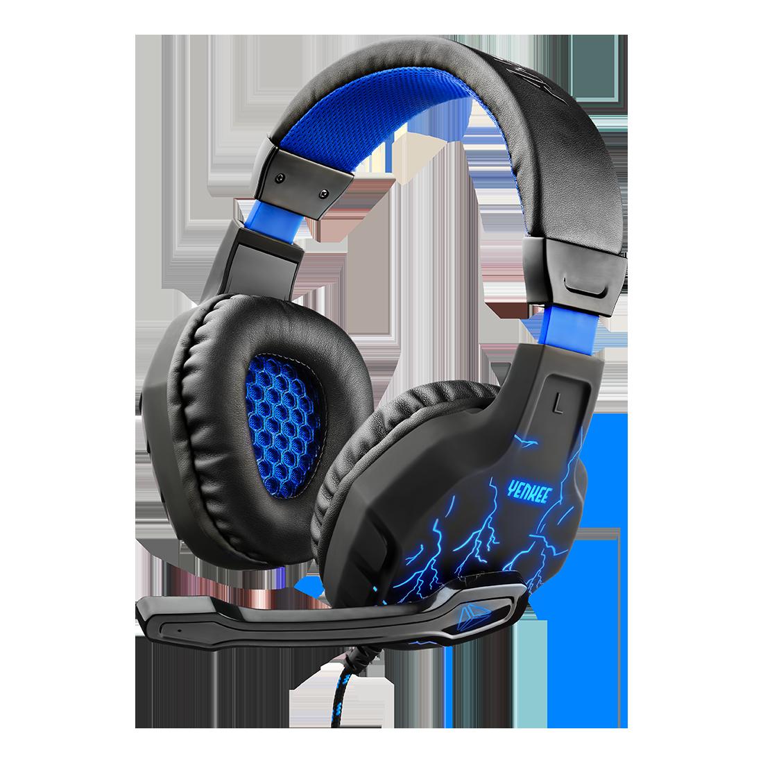 Gaming Headphones Ambush Yhp 3020